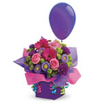 Birthdays, Parties, Anniversary Gifts, Celebration Flowers