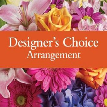 Code: D3. Name:Local Florist Arrangement. Description: Let our designer make up a beautiful flower arrangement and have it delivered to any home or office in New Zealand. Price: NZD $64.95 - Category: Shop Choice