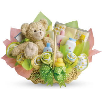 Gift Ideas for the parents New Born babies in New Plymouth including Baby Gift Hampers